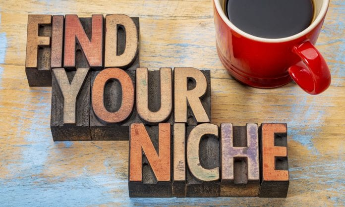 niche market là gì