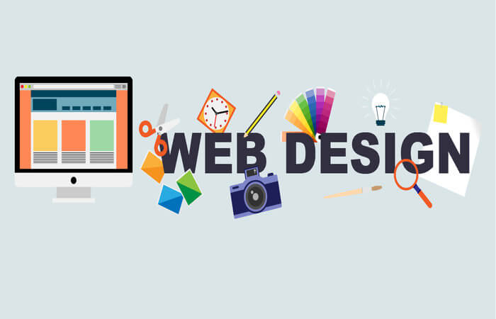 thiết kế 1 Website đơn giản