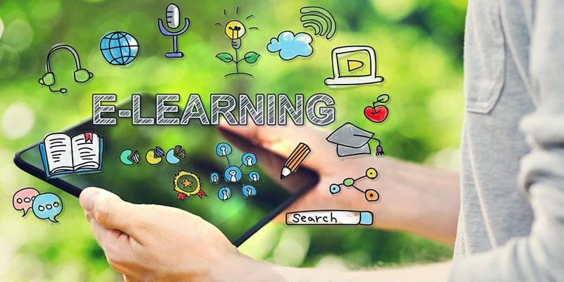 thiết kế Web dạy học trực tuyến