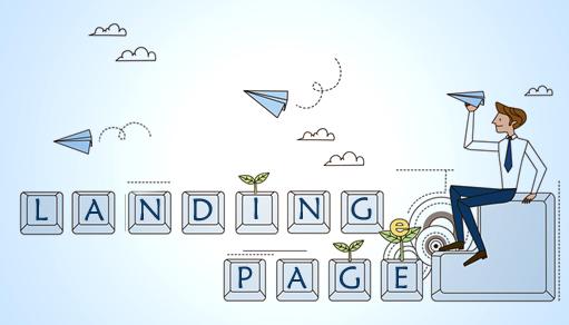 thiết kế Web Landing Page