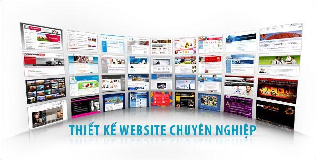 thiết kế Web uy tín TPHCM