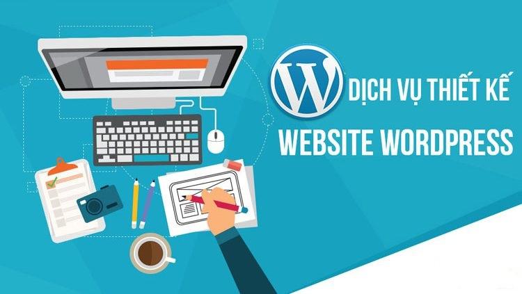 thiết kế Web WordPress miễn phí
