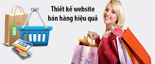 thiết kế Website bán hàng online