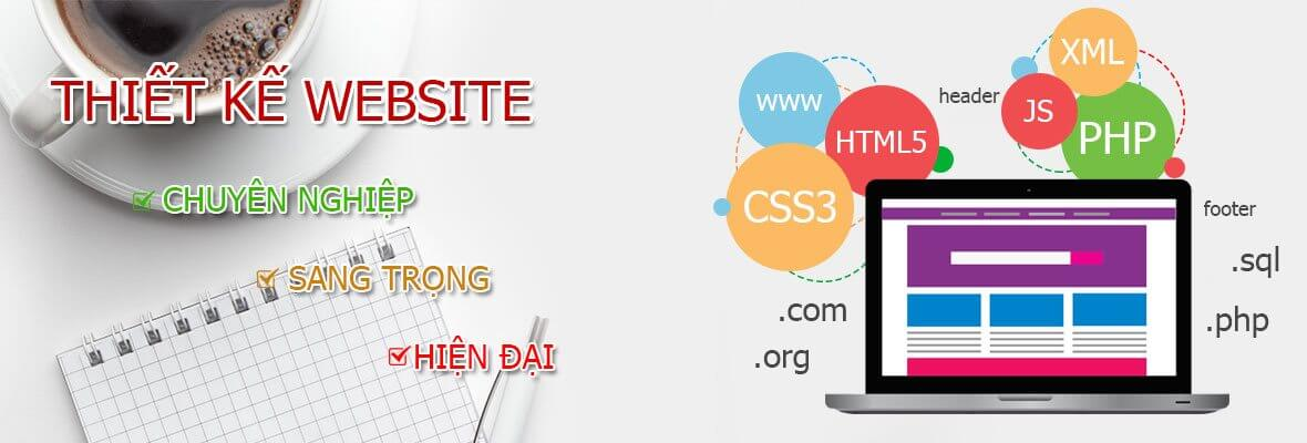 thiết kế Website cho công ty