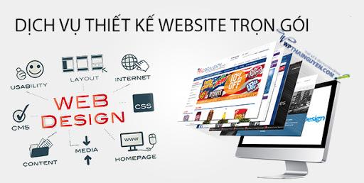 thiết kế Website công ty xây dựng