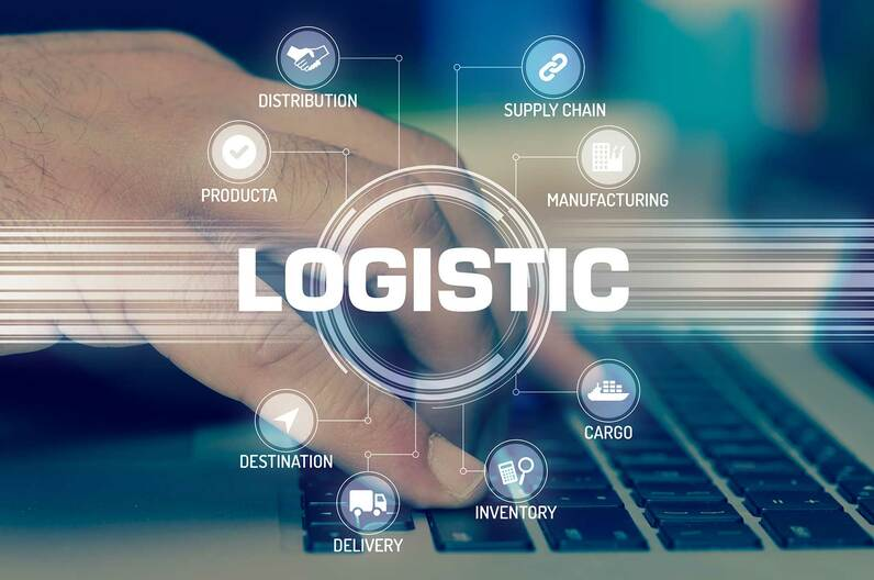 thiết kế website logistic