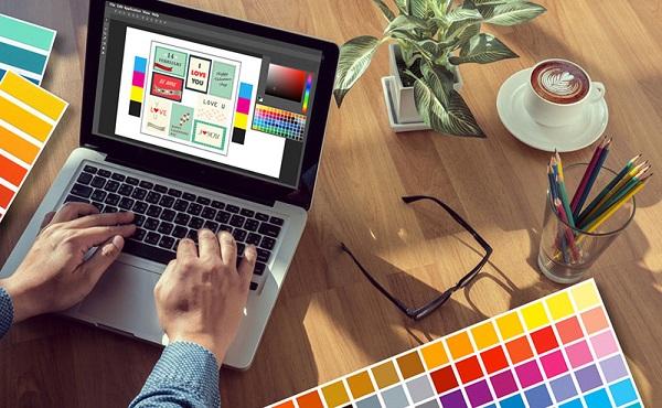 thiết kế website sửa chữa laptop