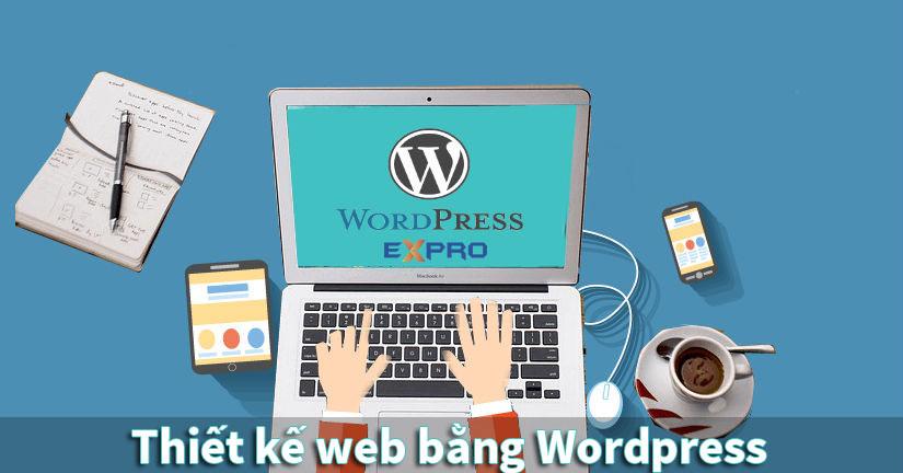 thiết kế Web với WordPress