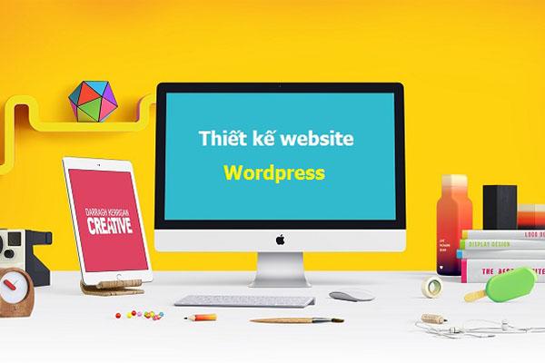 thiết kế Web Wordpress đơn giản
