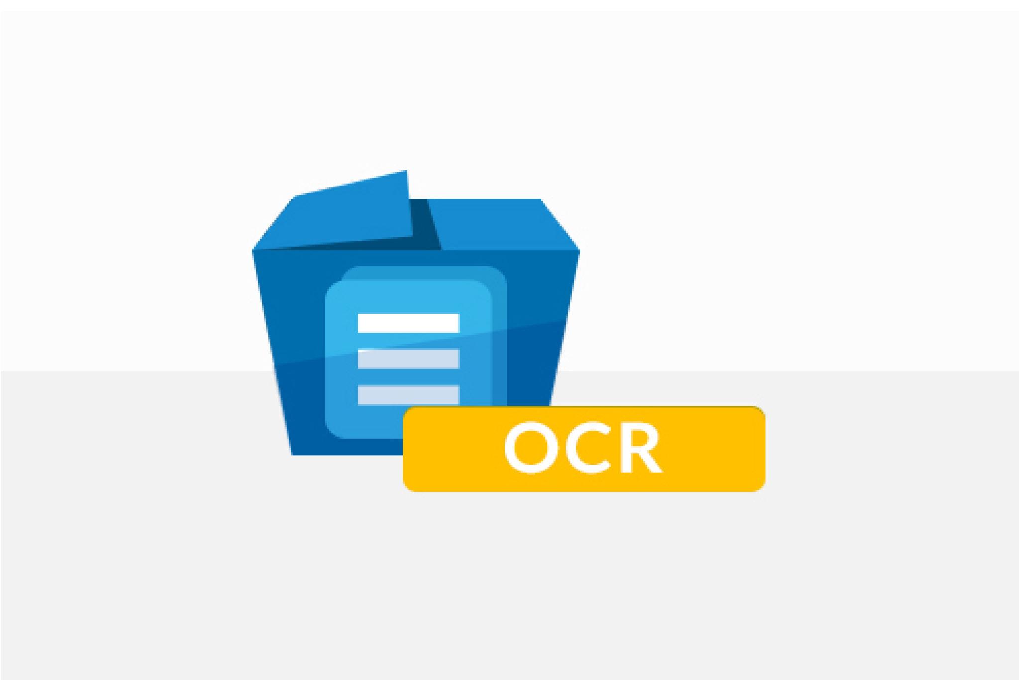 OCR là gì