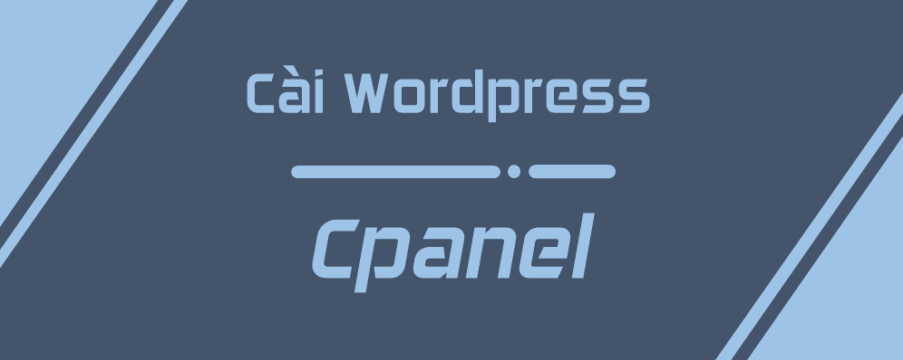 cài WordPress lên Hosting
