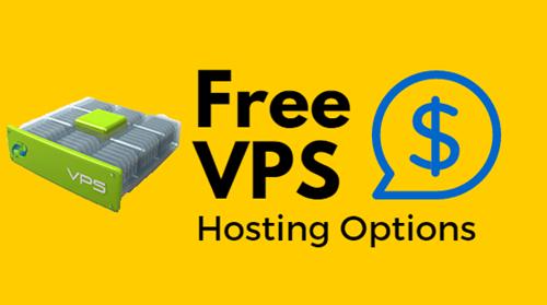 VPS cho Website miễn phí