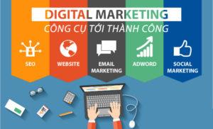 Digital Marketing gồm những gì
