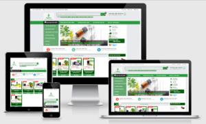 dịch vụ làm Website