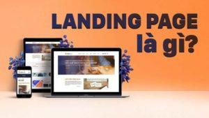 làm Landing Page