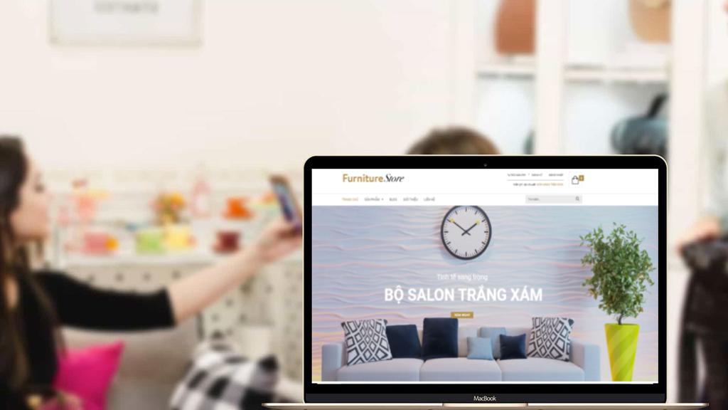 lập trang web kinh doanh