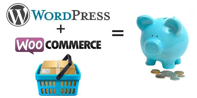 tạo Website bán hàng với Woocommerce và Wordpress