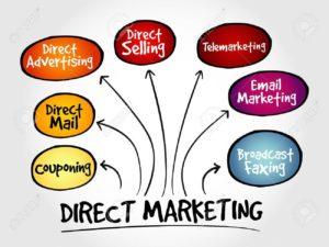 direct selling là gì