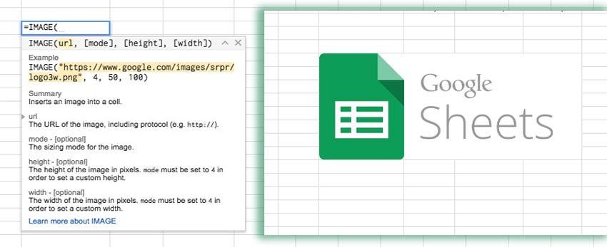 google sheet là gì