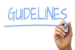 guidelines là gì