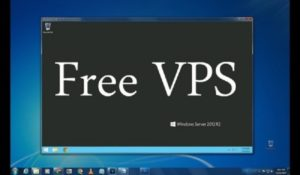 vps server free