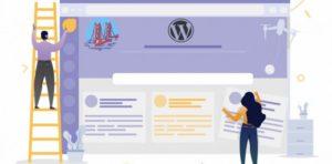 làm web wordpress