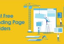 landing page miễn phí
