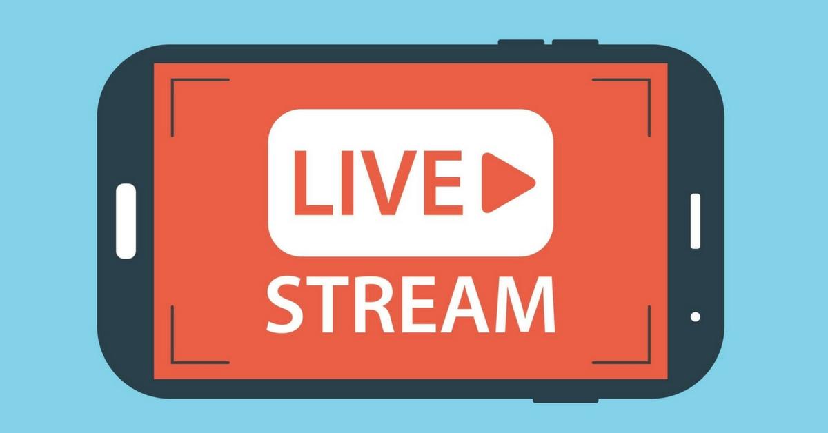 live stream nghĩa là gì