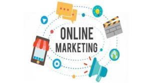 lớp học internet marketing