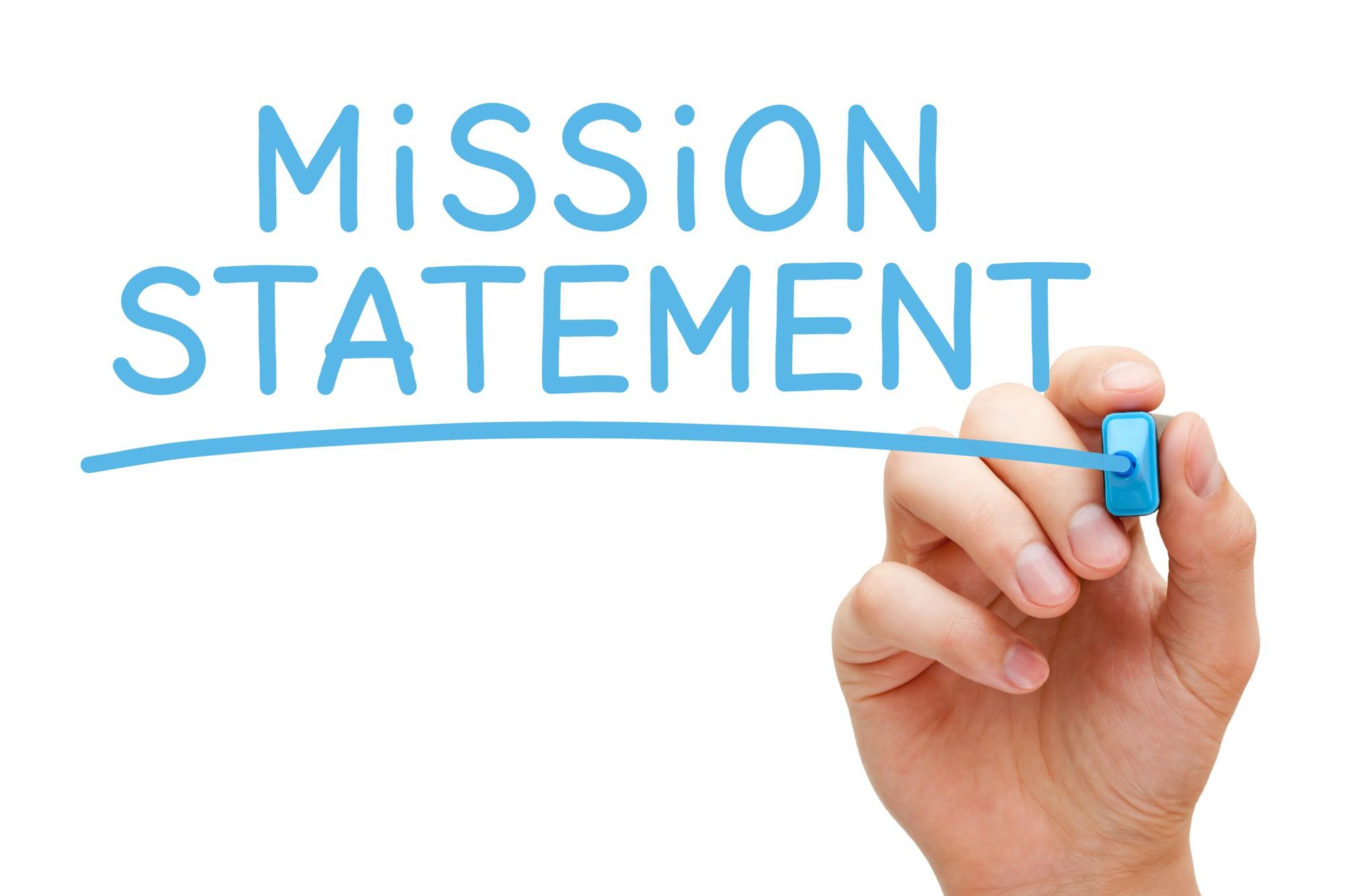 mission statement là gì
