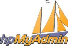 phpmyadmin là gì