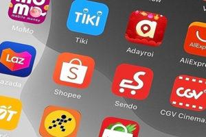 trang thương mại điện tử