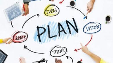 mẫu lập kế hoạch kinh doanh trên excel