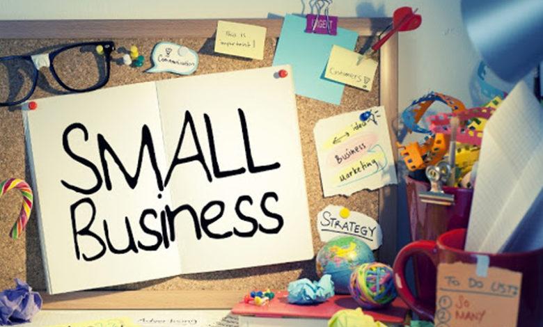 kinh doanh nhỏ