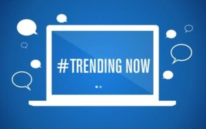 trending là gì