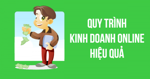 cach kinh doanh online