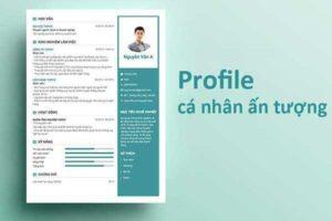 profile ca nhan an tuong
