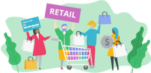retail là gì
