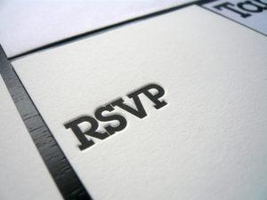 rsvp là gì